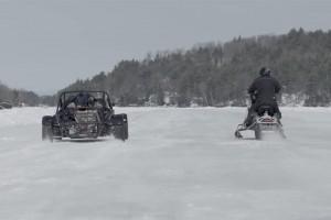 ariel-atom-vs-snowmobile