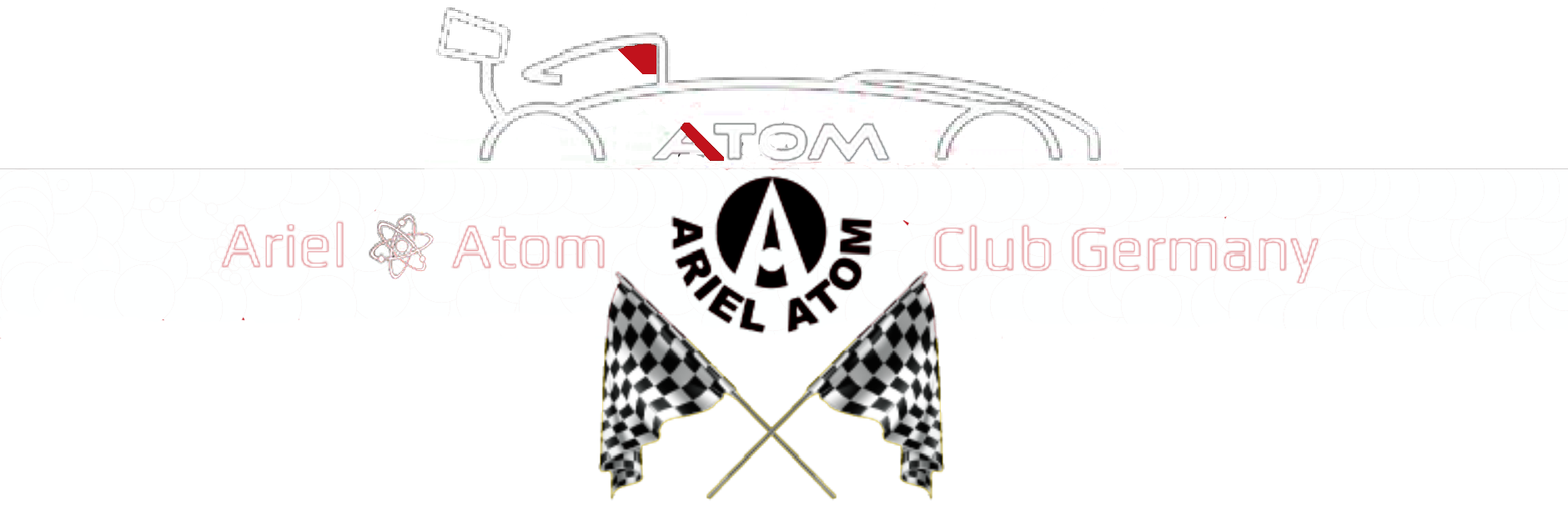 Logo des Ariel Atom Clubs Germany
